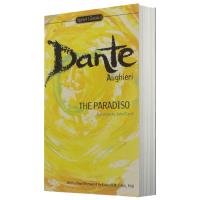 但丁神曲3天堂篇 The Paradiso 经典世界名著 全英文原版小说 进口书籍 全英文版