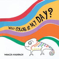【预订】What Color Is My Day?