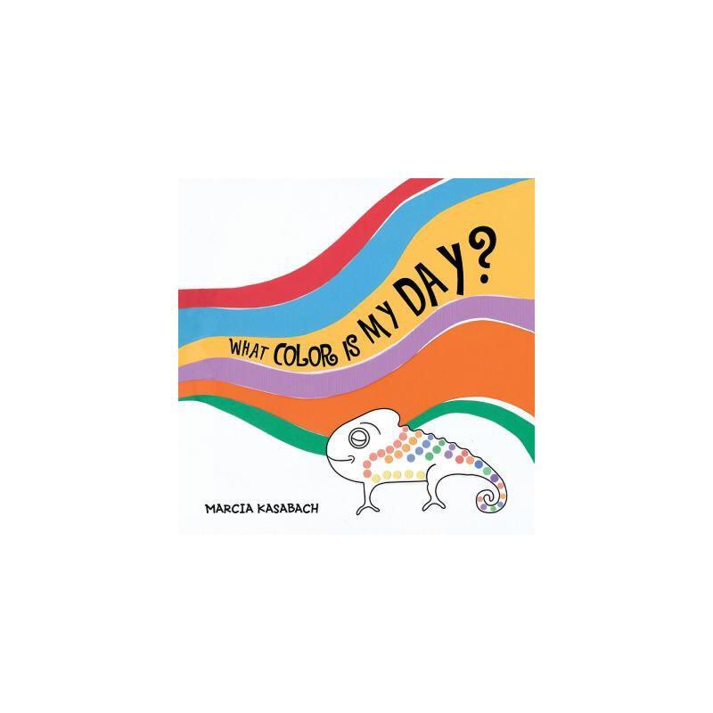 【预订】What Color Is My Day? 预订商品,需要1-3个月发货,非质量问题不接受退换货。