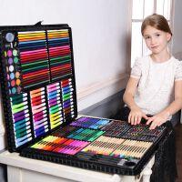 画笔套装女孩男孩生日儿童画画笔礼物文具绘画学习用品水彩笔美术