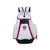 运动户外旅行 2830美国队篮球双肩包户外包男女精英旅行包 22寸