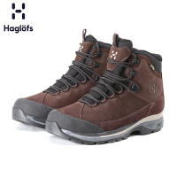 Haglofs火柴棍男款户外登山透气鞋防水中高帮靴越野徒步鞋497280