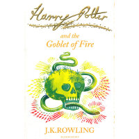 Harry Potter and the Goblet of Fire 哈利波特与火焰杯(英国版) 9781408810576