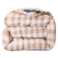 水洗棉冬被子冬季加厚单人床春秋冬天保暖宿舍盖被芯双人全棉被褥