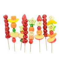 仿真糖葫芦道具假水果糖葫芦串仿真食物模型舞台演出儿童摄影装饰
