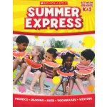 Summer Express K�C1 学乐暑期特快:幼儿园-1年级 ISBN9780545226905