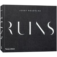 【英文版】RUINS Josef Koudelka 摄影大师约瑟夫寇德卡:废墟 遗迹 黑白摄影书籍