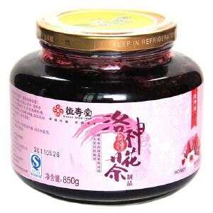 恒寿堂 蜜炼 洛神花茶 850g