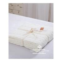 棉麻花毯针织毛线毯子/办公室午睡毯/毛毯盖毯/沙发毯子休闲毯