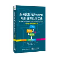 业务流程改进(BPI)项目管理最佳实践――六步成功实施跟进法(修订版)