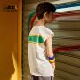 小虎宝儿男童装无袖背心内穿2021年新款夏装中大童宽松薄款