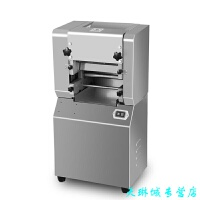 压面机商用电动不锈钢全自动轧面机面条机大型饺子皮机面皮机