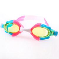儿童泳镜女童男童防水防雾游泳眼镜卡通游泳镜 潜水镜 支持礼品卡支付