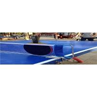 室外乒乓球网加厚便携式牌不锈钢线乒乓球网架含网