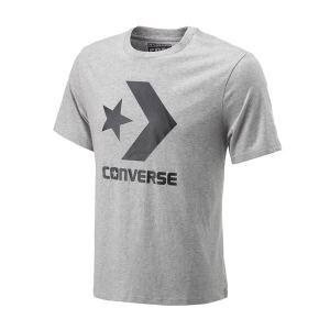 Converse匡威男装夏季星箭LOGO透气圆领运动休闲短袖T恤11272C102