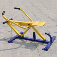 直销室外健身器材 划船器 小区公园社区路径广场运动体育用品 划船器