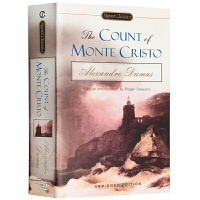 基督山伯爵 英文原版小说 The Count of Monte Cristo 世界经典文学名著大仲马Alexandre