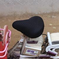 电动自行车坐垫套电瓶车防晒透气坐垫套电动车座套座垫套四季通用