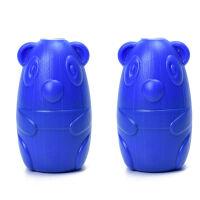 蓝泡泡洁厕宝洁厕灵厕所除臭马桶清洁剂去污卫生间尿垢清香型