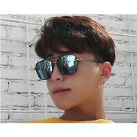 男士时尚太阳镜开车驾驶复古偏光镜 遮阳司机眼镜大框眼眼镜户外墨镜