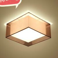 LED新中式客厅灯2017中国风大气主卧室现代简约风格灯具吸顶灯