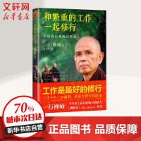 和繁重的工作一起修行 (法)一行禅师 樊登读书会推荐 经管励志图书 提升自己 精准努力