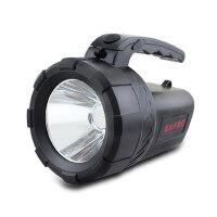 强光探照灯led可充电远射照明手提灯大手电筒 户外家用防水手电筒 支持礼品卡支付