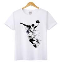 20180417075026588 詹姆斯科比球衣库里篮球运动t恤童装中大童NBA短袖男童夏季体恤