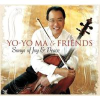 马友友:欢乐颂 马友友与友人的音乐礼赞 CD唱片 大提琴古典音乐