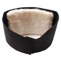 羊绒护腰带保暖腰间盘护胃暖宫带 腰部加厚加绒可调节男女护肚子 X