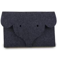 羊毛毡苹果笔记本电脑内胆包保护套macbook pro air12/13./15寸mac
