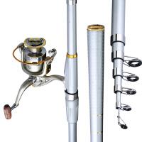 海竿套装甩竿抛竿钓鱼竿套装鱼杆远投竿海钓海杆渔具全套