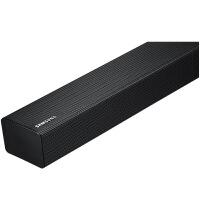 三星(SAMSUNG)HW-M450/XZ无线回音壁系统 蓝牙音响 Soundbar 条形音箱 家庭影院电视音响 黑色