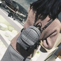 双肩背包迷你斜跨包多功能女包 韩版背包单肩潮