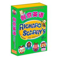 新华书店正版 儿童英语 创意英语 6DVD+6CD