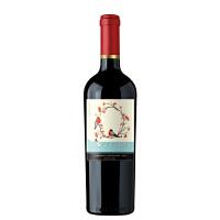 艾维达赤霞珠干红葡萄 智利原瓶进口750ML