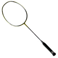 LiNing李宁 羽毛球拍 单拍 N80/AYPG004 碳纤维拍