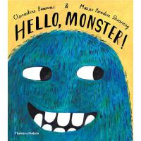 【预订】Hello, Monster!