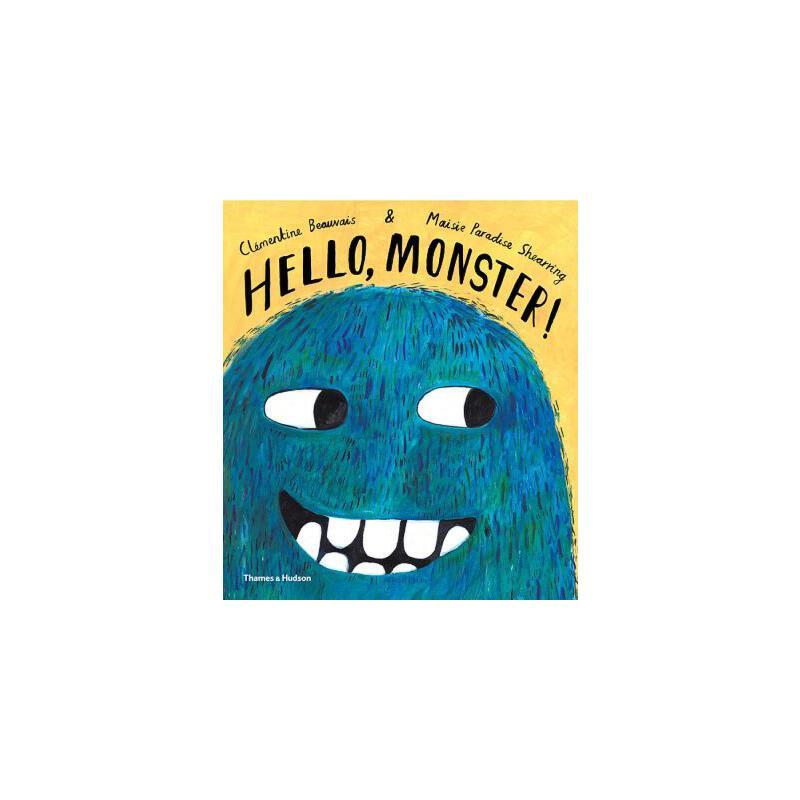 【预订】Hello, Monster! 预订商品,需要1-3个月发货,非质量问题不接受退换货。