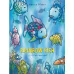 【预订】Rainbow Fish to the Rescue!