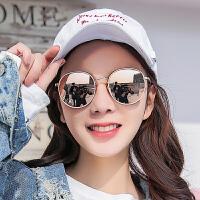 墨镜女圆脸韩版潮偏光太阳眼镜防紫外线街拍