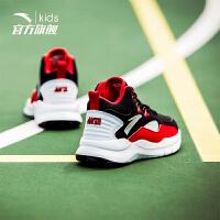 安踏童鞋男童鞋运动鞋2019春夏季新款篮球鞋儿童男官网中大童鞋子