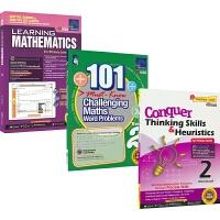 SAP Mathematics Thinking 101 Challenging Collection Grade 2