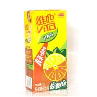 6月维他奶 饮料 柠檬茶1L*2盒 量贩家庭装 大瓶装 柠檬味 清新激爽 运动休闲饮料