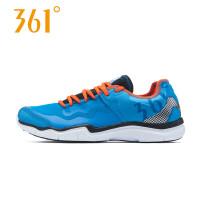 361度男鞋Cocoon缠绕式稳定运动鞋秋季轻便跑步鞋361耐磨跑鞋送