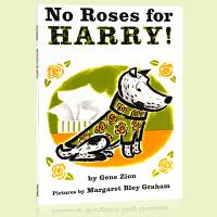 哈利的花毛衣No Roses for Harry!英文原版 吴敏兰书单Harry the Dirty Dog同系列Ge