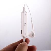 蓝牙耳机运动男女生跑步音乐安卓苹果78通用无线双耳塞颈挂入耳式 标配
