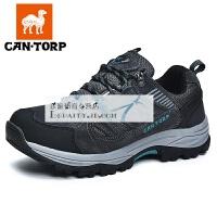 登山鞋男 秋冬季防水大码户外鞋运动徒步鞋