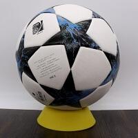 5号4号青少年学生足球西甲欧冠杯米兰印花贴皮无缝比赛训练足球