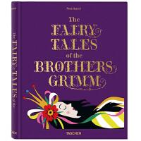格林兄弟童话故事 英文原版 The Fairy Tales of the Brothers Grimm 精装 Tasc